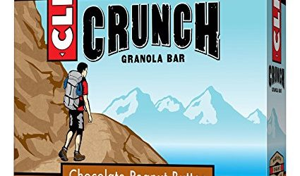 Deal on Clif Crunch Granola Bars