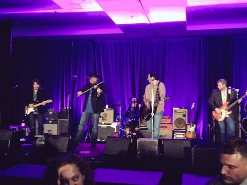 RBI Austin Baseball Now at Bat Benefit 2017 reckless kelly