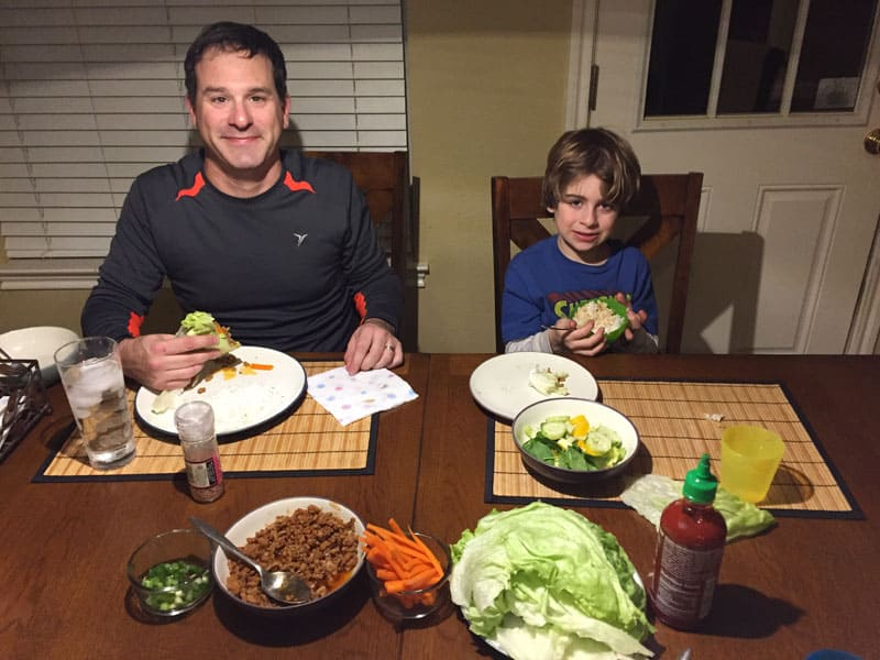 bikinis-in-the-snow-week-2-lettuce-wraps-kids