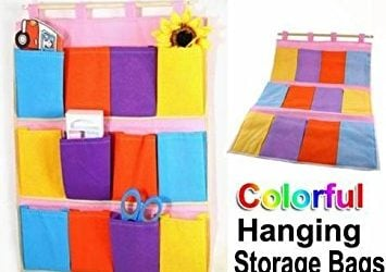 12 Pockets Hanging Organization for Door or Wall