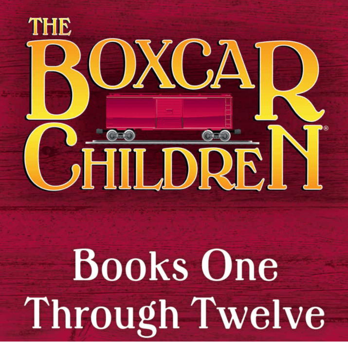 Amazon discount - The Boxcar Children Mysteries Books One Through Twelve kindle