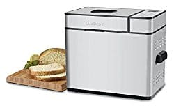 Cuisinart 2-Pound Programmable Breadmaker deal on amazon