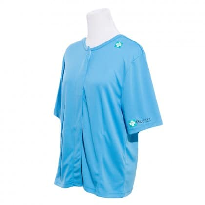 Post Mastectomy Clothing Recovery Shirts to Wear After Breast Cancer Surgery