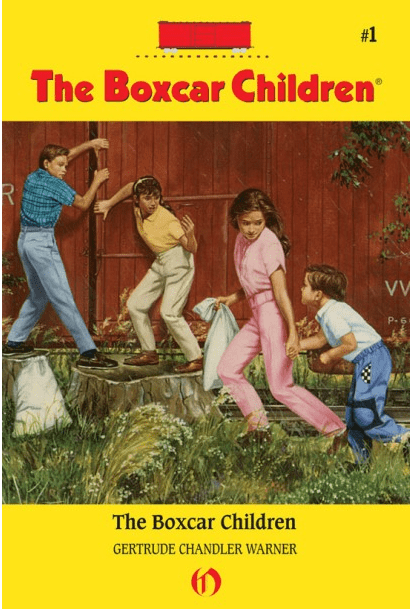 The Boxcar Children Mysteries series great deal amazon kindle