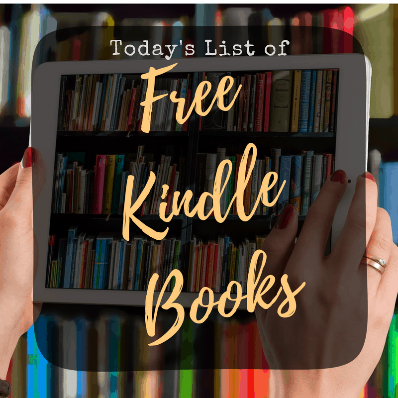 Today's List of Free Kindle Books on Amazon