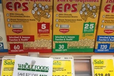 Whole Foods Jarrow Formulas Sale and Jarrow Coupon February 2017