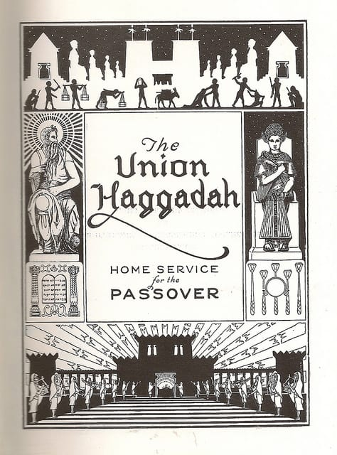have a short seder at home - list of online passover haggadahs