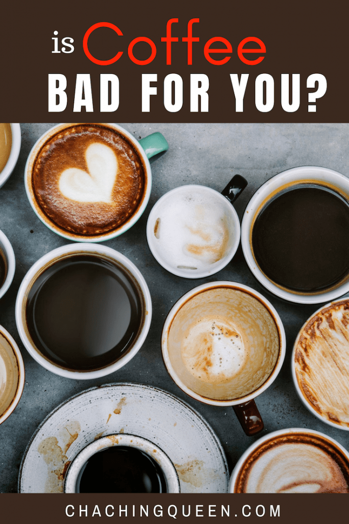 is coffee bad for you - health benefits of coffee and caffeine