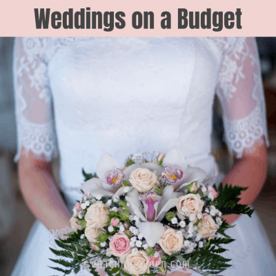 Save But Still Stylish:  How to Have a Wedding Reception on a Budget