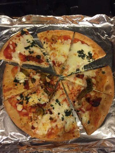 CAULIPOWER, ready-to-cook cauliflower crust pizza review