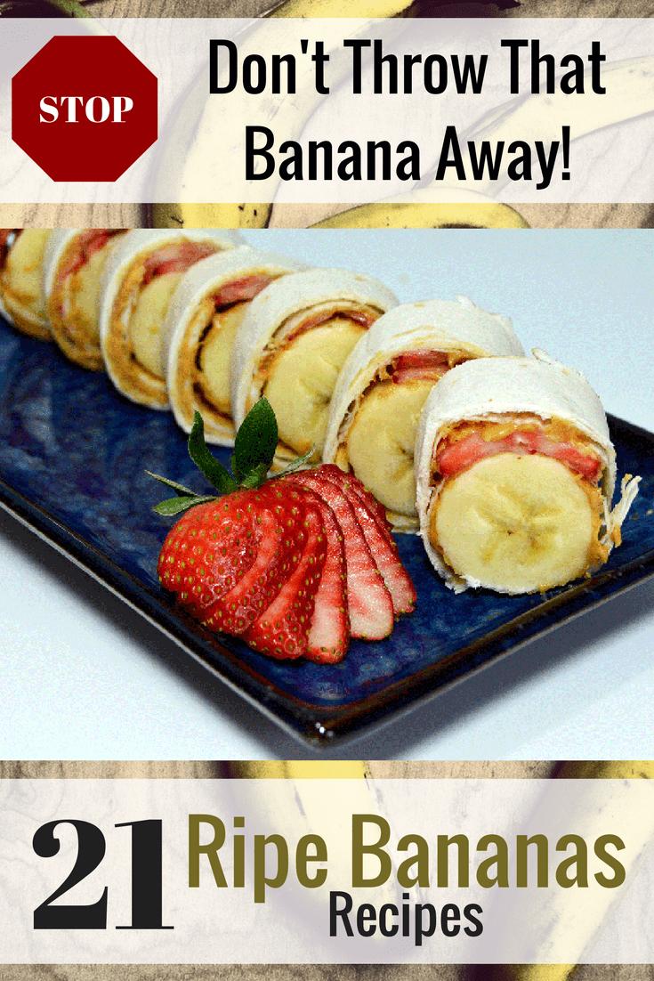 Don't Throw that Banana Away!