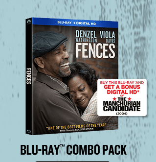 Fences Blu-ray + Digital HD Movie Giveaway