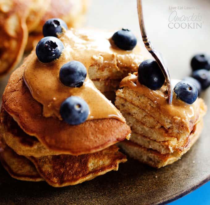 Flourless Banana Pancakes recipe