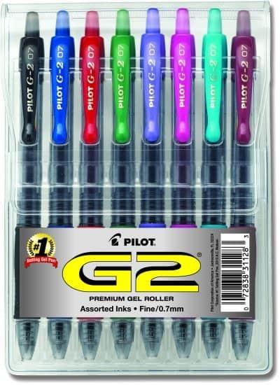 G2 PIlot Pens Target Giveaway
