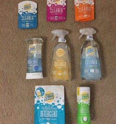 Lemi Shine Nontoxic Cleaning Products Coupons, Review + Giveaway