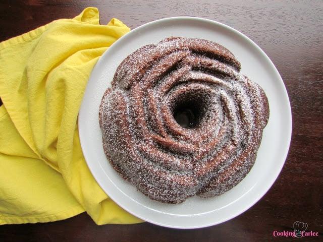 Ripe Bananas Recipe - Banana Bundt Cake