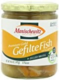 gefilte fish in a jar - what is gefelte fish
