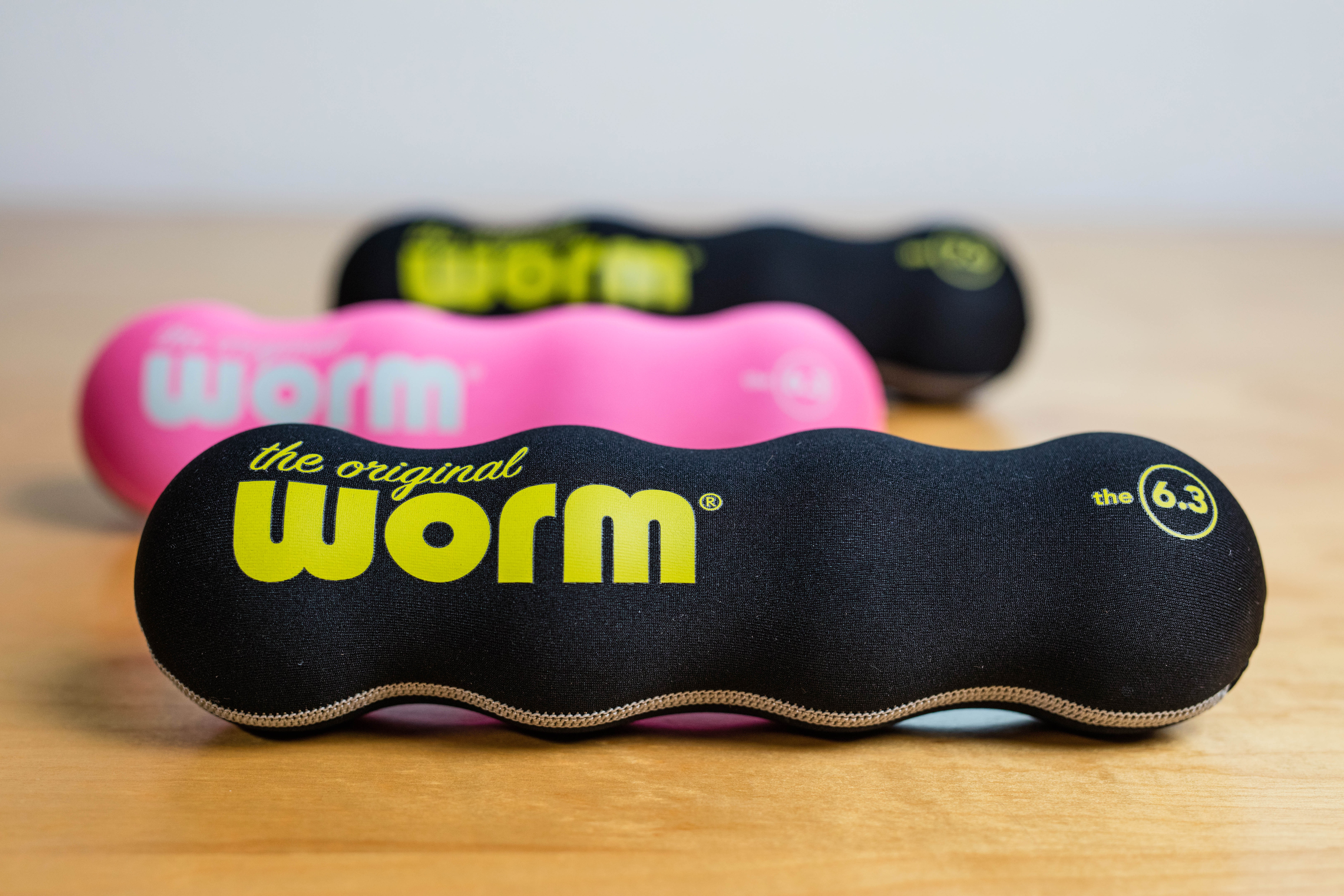 the original worm - spread the worm fitness roller