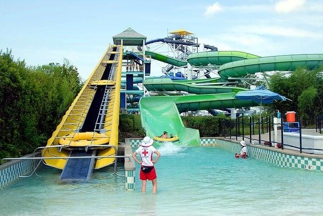 water park staycation family ideas spring break