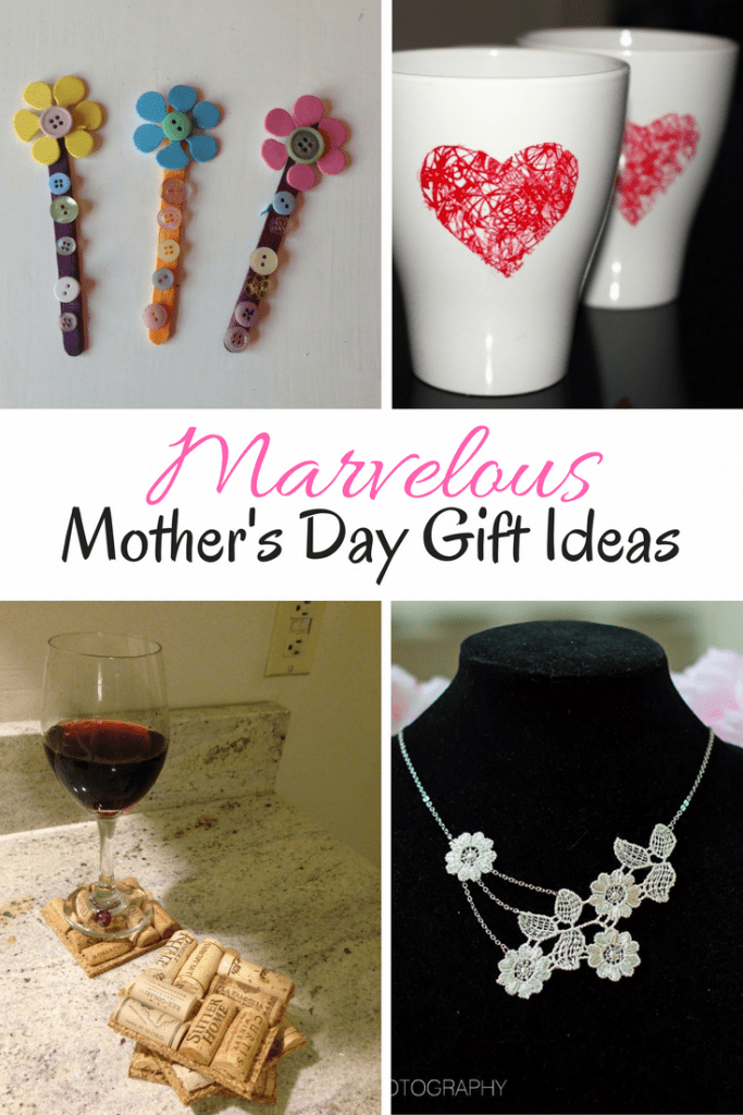 Homemade Diy Marvelous Mother 39 S Day Gifts And Crafts Ideas
