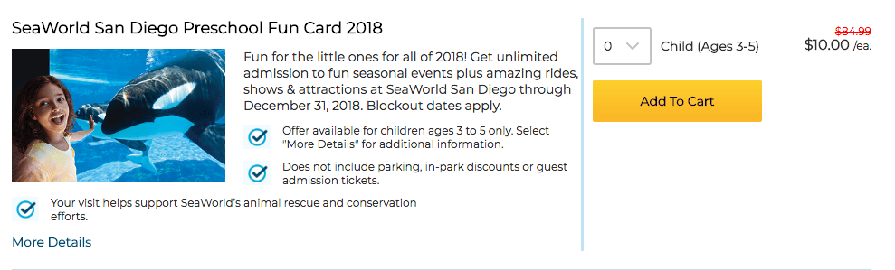 seaworld san antonio tickets