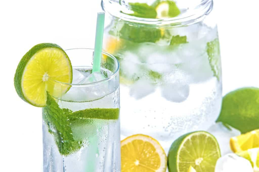 How to drink more water every day fruit infused water