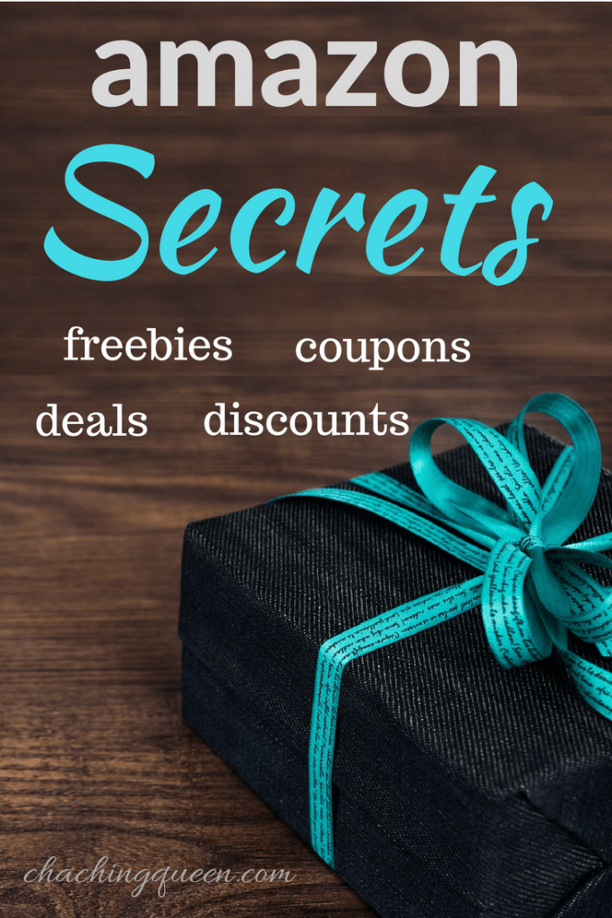 Amazon coupons and discounts