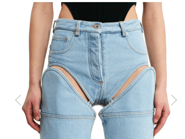 convertible jorts - detachable jeans that turn into shorts trendy or ugly