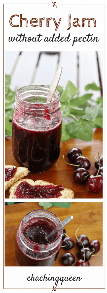 Recipe for Cherry Jam without Pectin - Pinterest