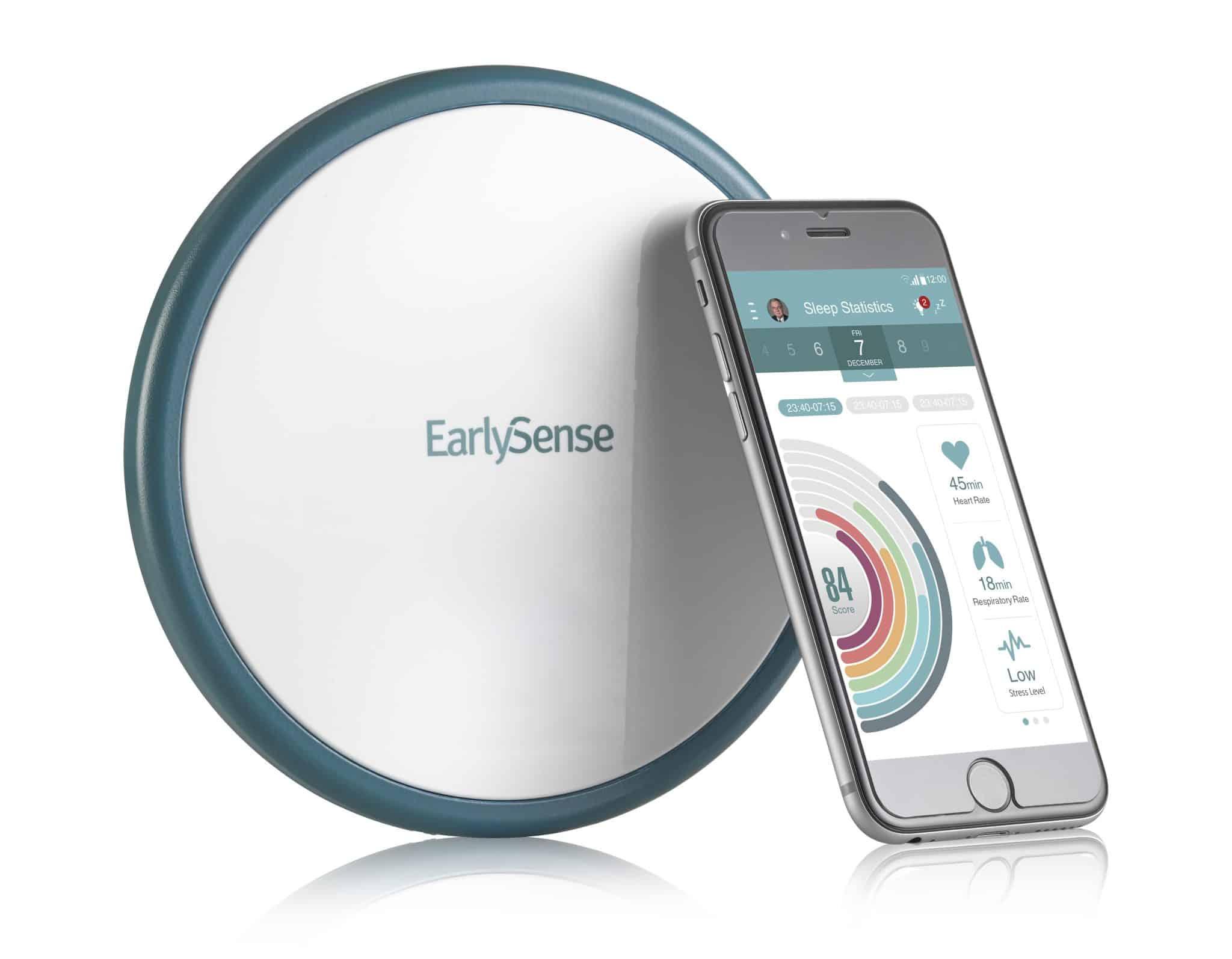 EarlySense Live Sleep Tracker App Review