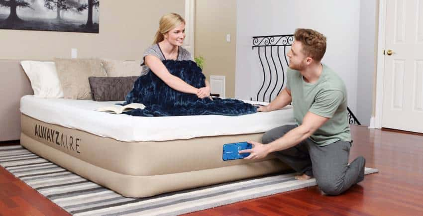 Bestway Fortech Inflatable Mattress that STAYS INFLATED