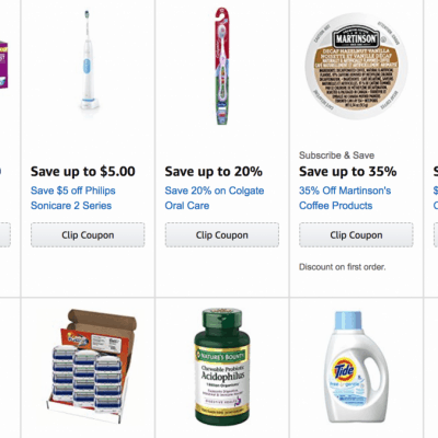 Amazon Coupons 2019 – Current Promotional Codes and Deals