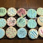 easy best recipe for sugar cookies and frosting