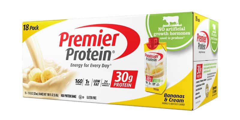 premier protein box