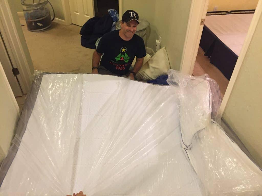 easy to set up mattress nectar