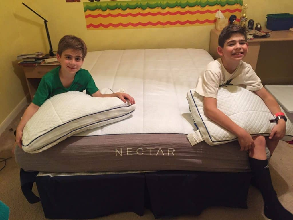 review - nectar mattress