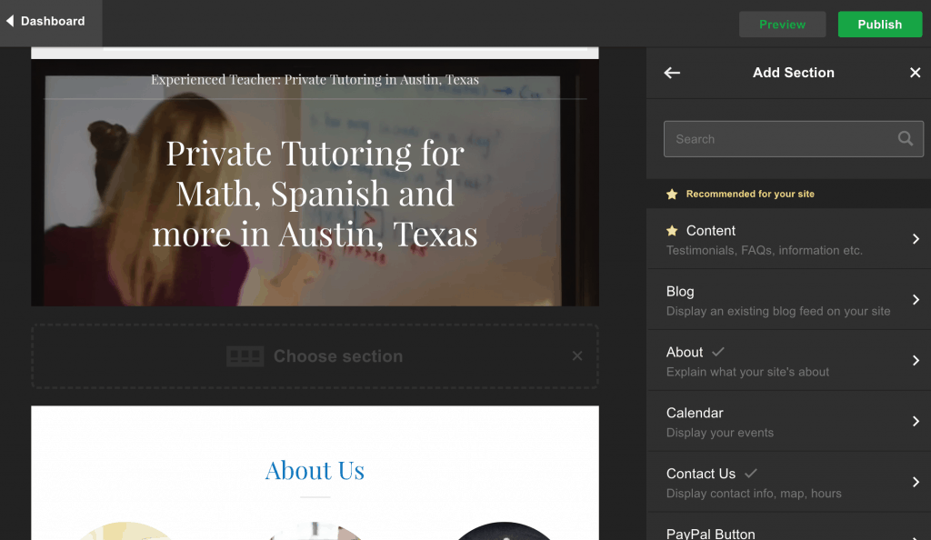go daddy side hustle about us page for private tutoring austin set up and modifications