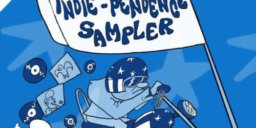 Bloodshot Indie-Pendence Sampler free music downloads on amazon