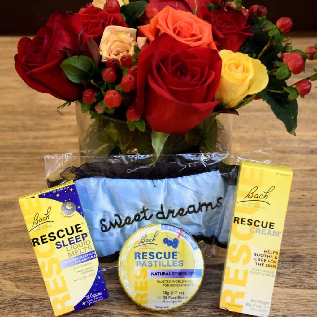 RESCUE Products Stress Less Prize Pack Giveaway