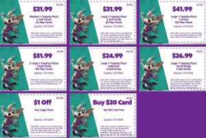 chuck e cheese printable coupon january 2018 chuck e cheeses