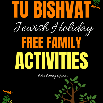 Tu Bishvat Activities – Free Activities for Kids and Families on Tu Bishvat