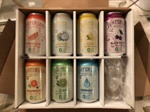 Waterloo Sparkling Water Giveaway cha ching queen