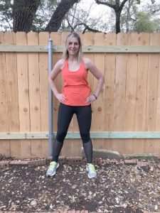 Austin Texas Blog Fabletics Review Stella Leggings Lana Top