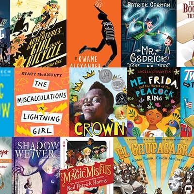 Texas Bluebonnet Books 2018-2019  and 2019 – 2020  Children's Books Awards