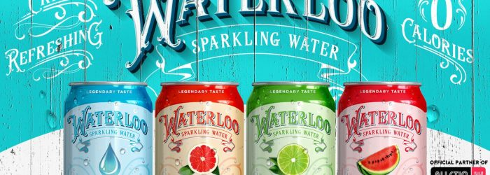 waterloo sparking water Austin texas company