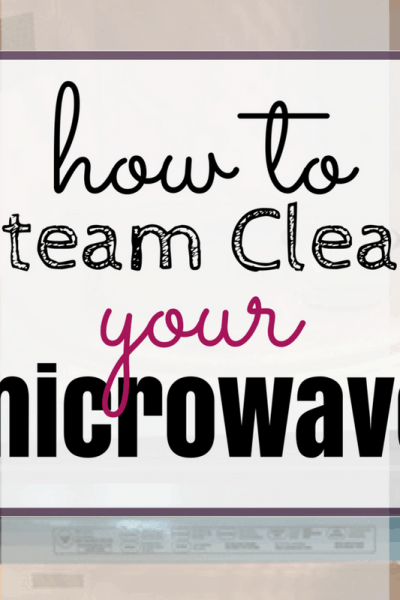 How to Clean Microwave with Steam and Vinegar - Easy Clean Microwave Tips