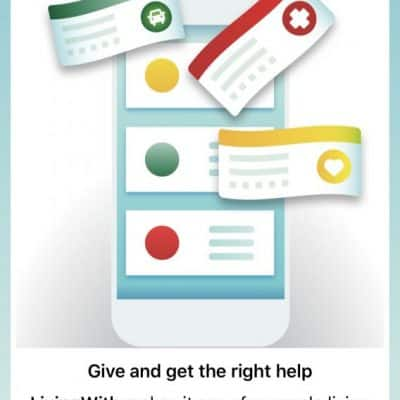 LivingWith™ App Helps Cancer Patients' Caregivers