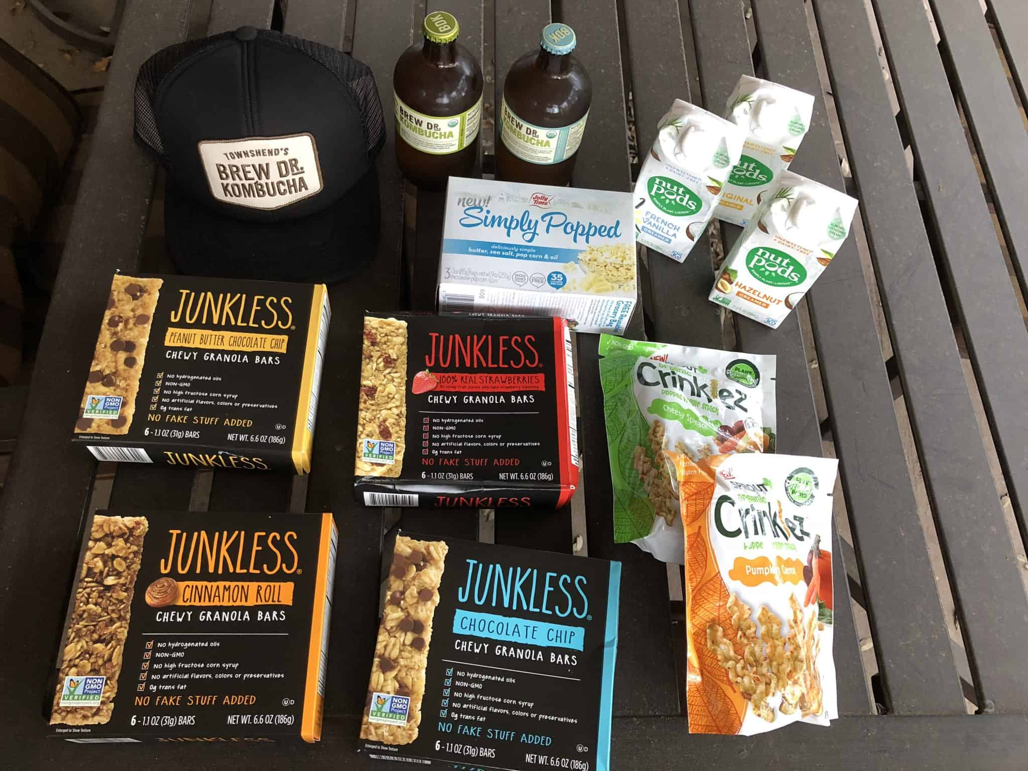 Babbleboxx: Food and Family Fun Box