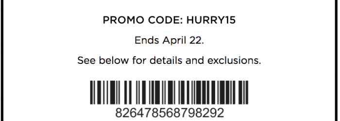 april 2018 kohls printable coupon 15 percent off