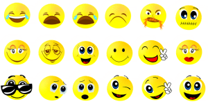 emoticons emojis happy face